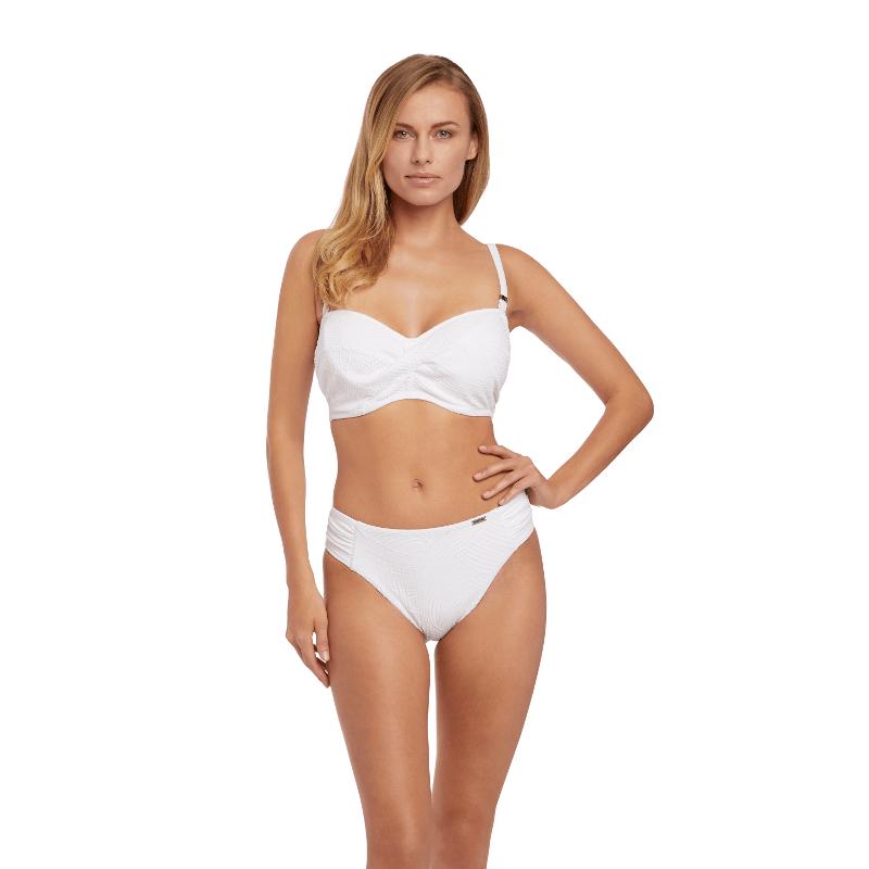 Fantasie-Swim-Ottawa-White-Bandeau-Bikini-Top-Straps-FS6354WHE-Mid-Rise-Brief-FS6358WHE-Front_2048x